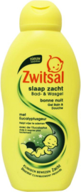 Zwitsal Bad & Wasgel eucalyptus 200ml