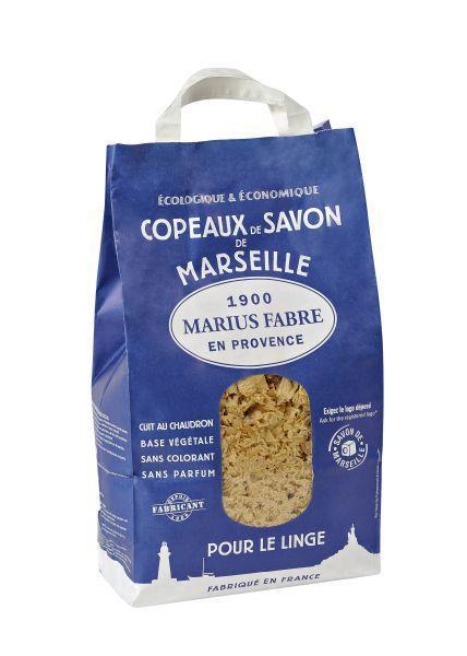 Marius Fabre zeepvlokken voor de hand- of machinewas 1kg