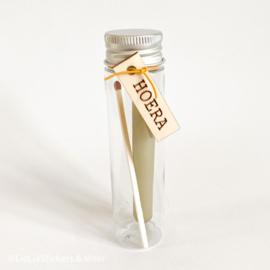 flesje - met een lichtje voor jou!