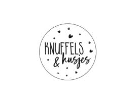 sticker - knuffels & kusjes
