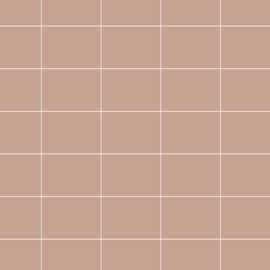 Blokbodem zak - grid [roze]
