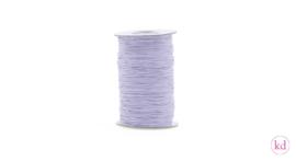 elastisch koord smal - Lavendel