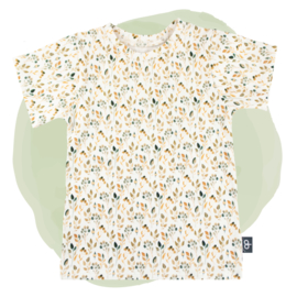 SHIRT MINI LEAVES