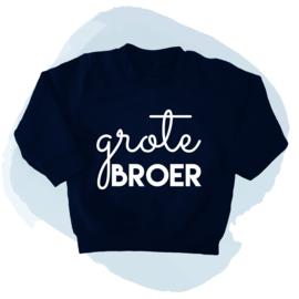 SWEATER  - GROTE BROER