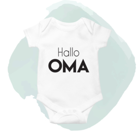 ROMPERTJE - HALLO OMA