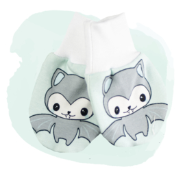 KRABWANTJES HAPPY BATS MINT