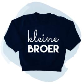 SWEATER  - KLEINE BROER