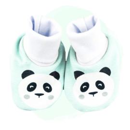 PANDA MINT SLOFJES