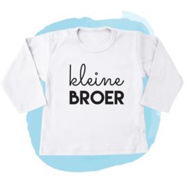 SHIRT - KLEINE BROER