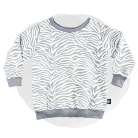 SWEATER  - ZEBRA