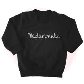 SWEATER  - MADAMMEKE