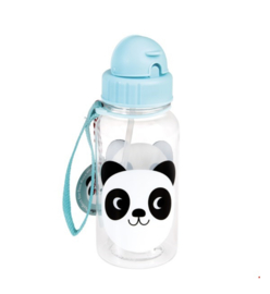 DRINKFLES MET RIETJE - MIKO THE PANDA - REX LONDON