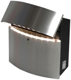 SafePost 124 brievenbus met LED