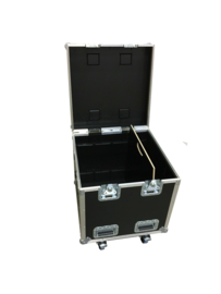 Flightcase kabelkist 60 x 60 x 60