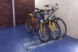 B131V Fietsrek voor 5 fietsen