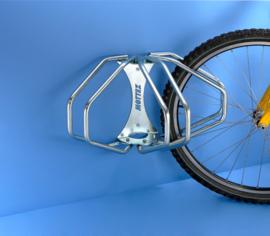 B202C Fietsrek voor 3 fietsen