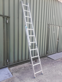 567207 - HOMECRAFT tweedelige opsteekladder 2 x 7 sporten ☼