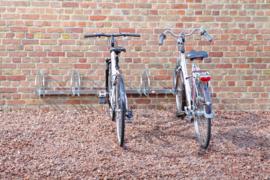 B140V4 Fietsrek voor 4 fietsen