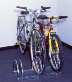 B135 Fietsrek voor 3 fietsen