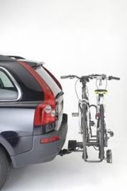 A019P2 Mottez fietsdrager voor 2 fietsen, opklapbaar