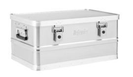 Aluminium box 160 liter