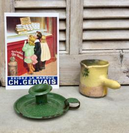 Aardewerk kannetje uit de Provence