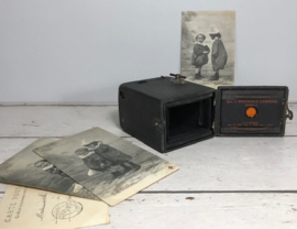 Kodak Brownie No. 0 model A Box Camera 127