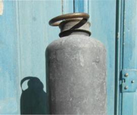 Kruik van zink uit Frankrijk