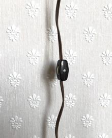 Franse dubbele wandlamp met allure