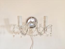Wandlamp Maria Theresa met 2 lichtpunten