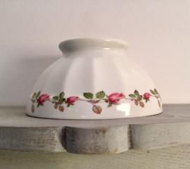 Franse Limoges kom bowl spoelkom met roosjes