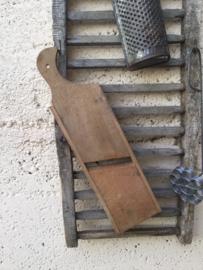 Schaaf Franse vintage, hout