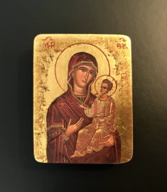 Handgemaakte icoon La Vierge Conductrice