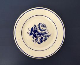 Beauchamp K et G Lunéville France ontbijtbordjes 1890-1920