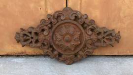 Frans sier ornament voor verfraaien sierhekwerk