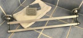 Klassiek chromen handdoekenrek handdoekrek badkamer Wico