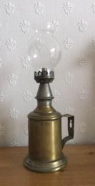 Pigeon lampje, tafellampje  24,5 cm hoog
