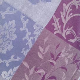 Tafelkleed in lavendelkleuren