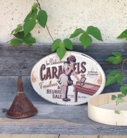 Les delicieux caramels La Maison d'Armoriée spaan houten doosje