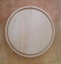 Philippe Capelle kaasplank (rond) met goot