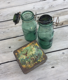 Verkocht glaswerk