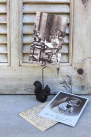 Fotohouder met eekhoorntje
