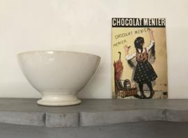 Digoin Sarreguemines witte bowl kom spoelkom
