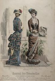 Journal des Desmoiselles modes de Paris nr. 4309