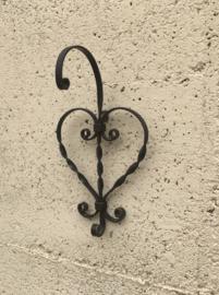 Smeedijzeren plantenhanger hanging basket haak