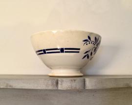 Digoin Sarreguemines bowl kom periode 1920-1950