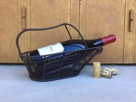 Comptoir de Famille ijzeren wijnfles houder