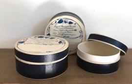 Vintage Franse apothekers doosjes pillendoosjes Ph. Redon