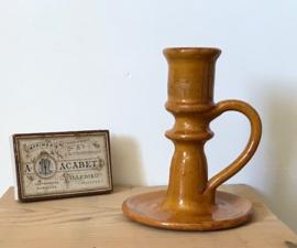 Franse terracotta blaker van Poterie Aubagne handwerk