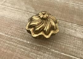 Bronzen knop baluster knop